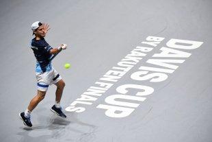 Copa Davis: Cayó Schwartzman y Argentina perdió la serie contra Alemania -  -
