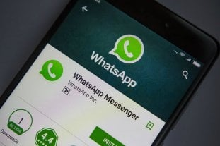 Caída mundial de WhatsApp: No permite enviar audios, fotos y videos -  -