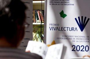 Llega una nueva edición del Premio Vivalectura -  -