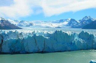 Detectaron una filtración en el Glaciar Perito Moreno -  -