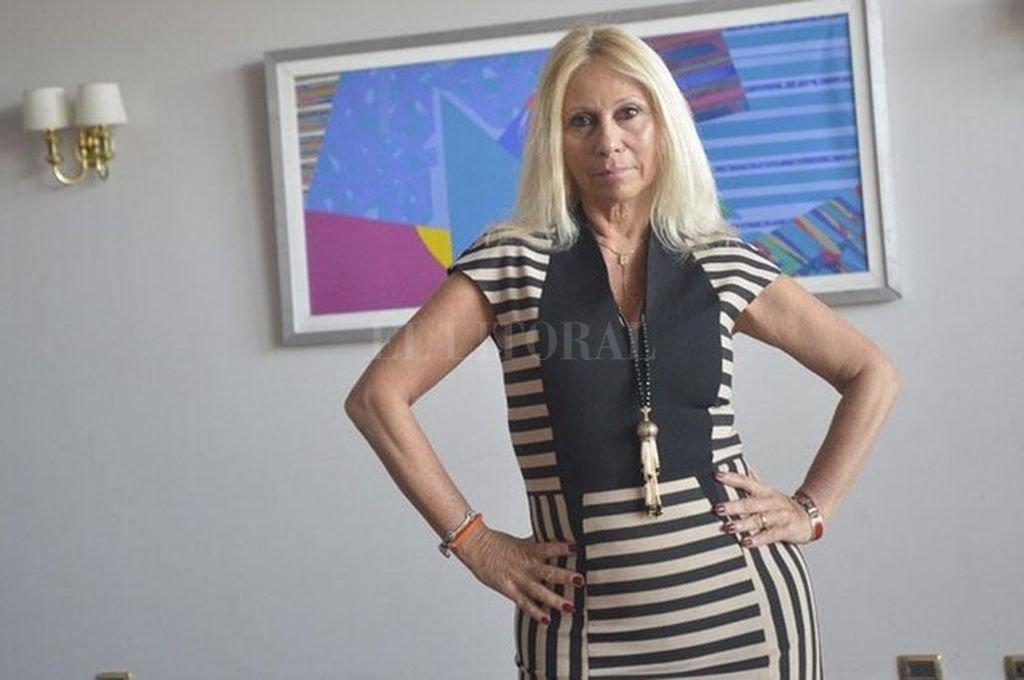 Ana Rosenfeld fue suspendida por el Colegio de Abogados — Caso Darthés