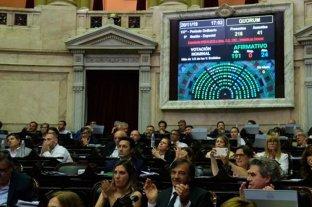 Diputados aprobó un proyecto de reforma de la ley de Alquileres -  -