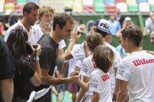Cuánto ganará Federer por su gira en Latinoamérica