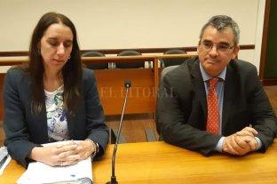Prisión preventiva para los imputados por el crimen de Miguel Ángel Frutos -  -