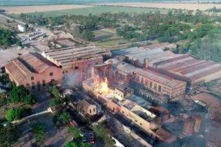 Dos días de duelo en Jujuy tras el incendio fatal de una destilería