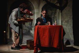 """Teatro para el fin de semana - """"Drácula, transilvando bajito"""", en La 3068. -"""