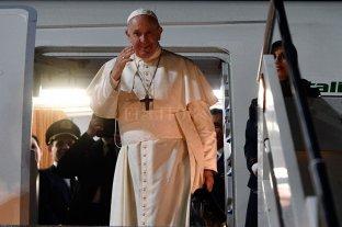 El Papa brindó un mensaje especial para los jóvenes en Tailandia