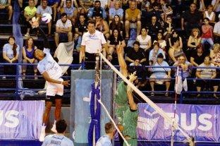 Bolívar venció a Puerto San Martín y alcanzó a River en la cima la Liga de voleibol