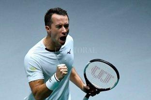 Copa Davis: Alemania ganó y complica las chances de Argentina