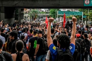 El paro general en Colombia preocupa a la ONU