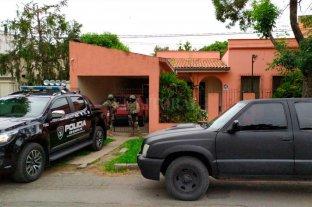 Policías detenidos sospechados de integrar la banda de Esteban Alvarado -  -