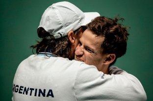 Copa Davis: Argentina se clasificó a los cuartos de final -  -