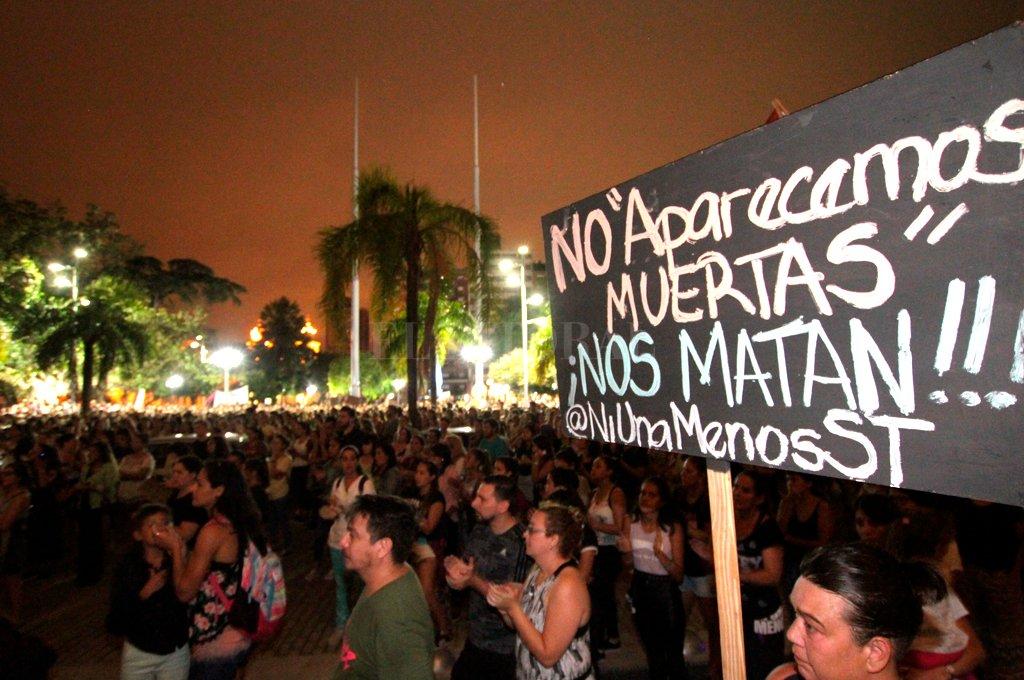 El documento institucional llega en un momento de plena ebullición, con hechos resonantes que golpean a la sociedad y generan un permanente reclamo de Justicia.  Crédito: Pablo Aguirre