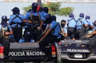 Nicaragua refuerza la seguridad con 15.000 policías por el pago de aguinaldo