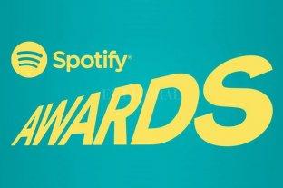 México será sede la primera edición de los Premios Spotify