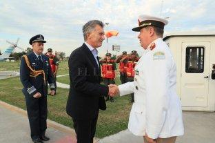 """Macri agradeció a Gendarmería Nacional """"por el trabajo hecho durante estos cuatro años"""""""