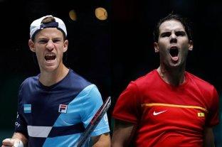 Cuándo juega Argentina ante España por los cuartos de la Copa Davis