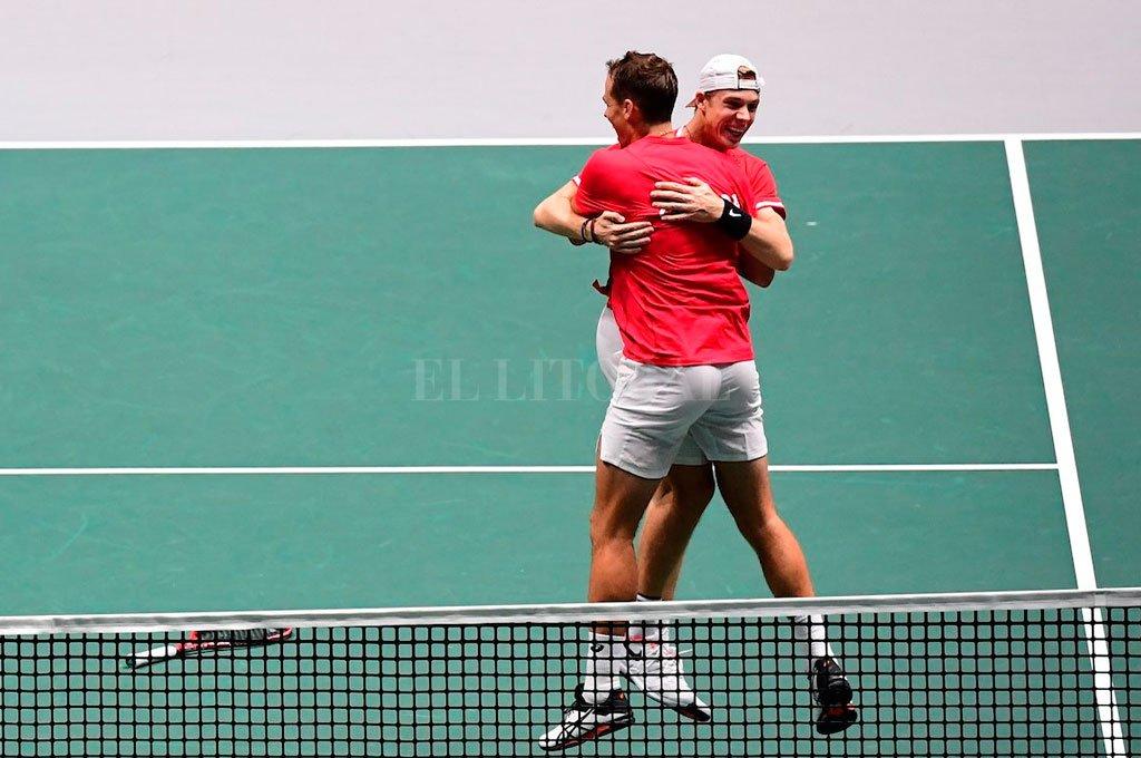 <strong>Foto:</strong> Davis Cup Finals