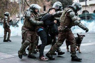 """El gobierno de Chile tildó de """"irresponsable"""" el informe de Amnistía Internacional sobre la represión"""