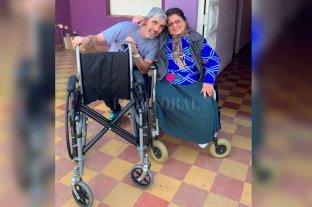 Juntan fondos para que la madre de un soldado caído viaje a Malvinas