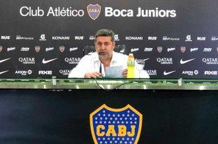"""Angelici dijo no estar """"decepcionado"""" por la decisión de Riquelme"""