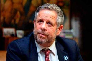 Rubinstein presentó la renuncia como secretario de Salud -  -