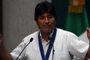 El Gobierno de Áñez denuncia a Evo Morales pero ante la justicia de Bolivia