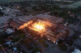No pudieron reconocer los cuerpos hallados en el incendio del ingenio La Esperanza