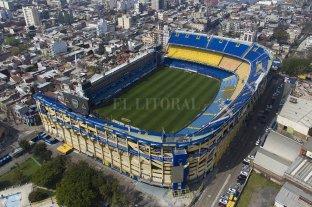 Boca, Racing y Santiago del Estero quedaron descartados como sedes de la Copa América 2020