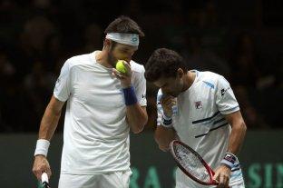Argentina no pudo con España y se despidió de la Copa Davis