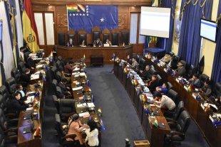 El Senado de Bolivia acordó convocar a nuevas elecciones sin Evo Morales como candidato