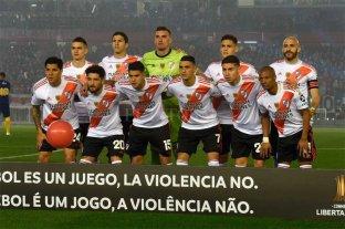River y Flamengo definen al nuevo campeón de la Copa Libertadores