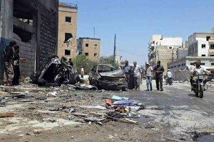 Al menos nueve muertos en un atentado en la ciudad siria de Tel Abiad
