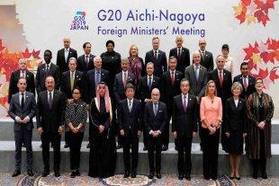 Ministros del G20 se comprometieron a impulsar la reforma de la Organización Mundial de Comercio