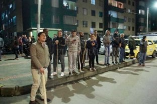 Máxima tensión en Colombia: temen saqueos en Bogota