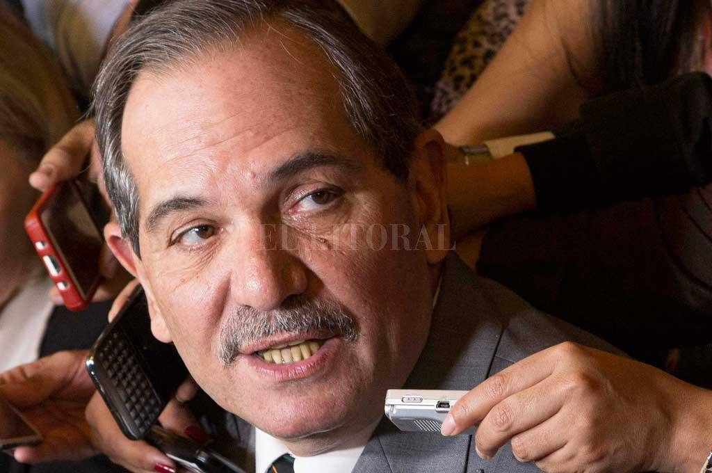Alperovich sigue en Miami, pero tiene quien lo defienda. El polémico dirigente tucumano nombró como defensor a Mariano Cúneo Libarona. <strong>Foto:</strong> Archivo El Litoral