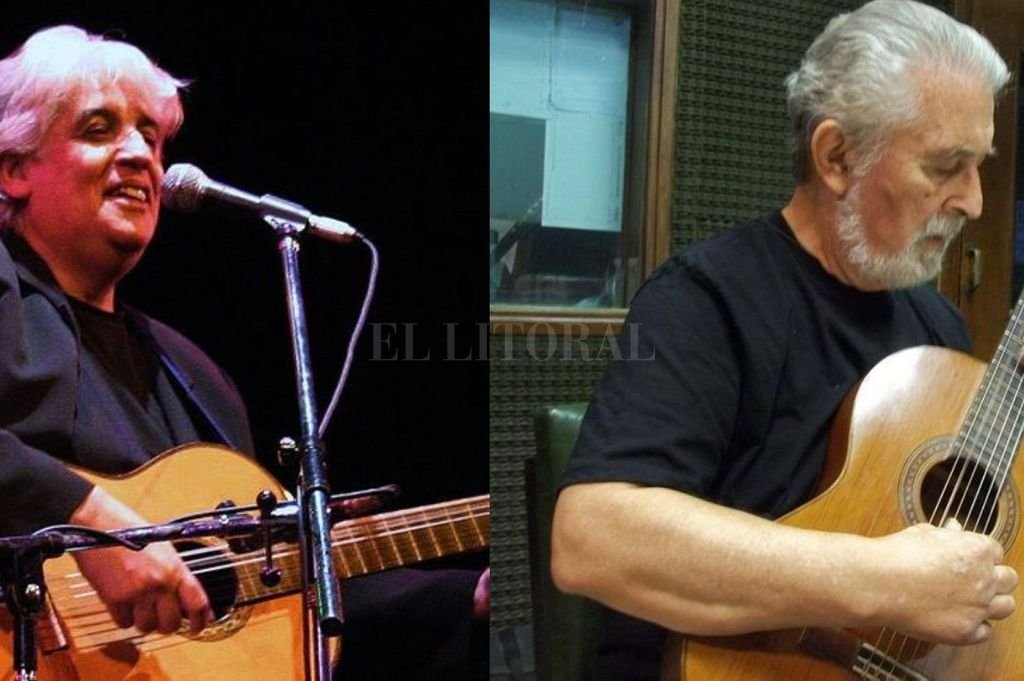 Juan José De Melo y Rubén Del Solar.  <strong>Foto:</strong> Gentileza producción