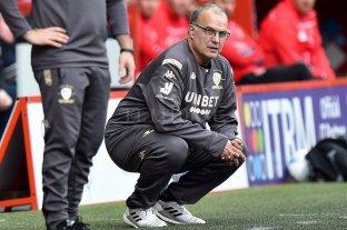 Leeds de Bielsa ganó sobre la hora y sigue en la zona de ascenso a la Premier League