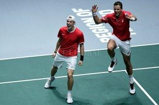 Canadá eliminó a Rusia y es finalista de la Copa Davis por primera vez