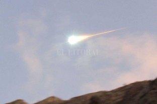 """Video: una misteriosa """"bola de fuego"""" sobrevoló el cielo español"""