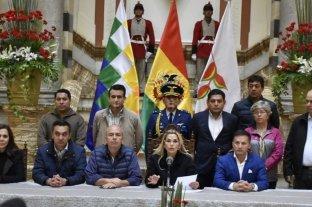 Bolivia: el Senado propuso una amnistía para Evo Morales y Áñez adelantó que la vetará