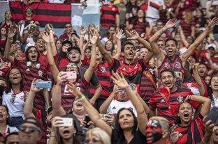 Era de River pero Flamengo se lo dio vuelta en el final y se quedó con la Libertadores