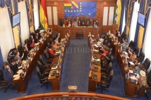 El Senado boliviano aprobó una ley de llamado a nuevas elecciones y pasa a Diputados