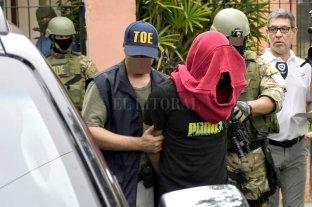 Prisión preventiva para tres policías y un abogado acusados de integrar una banda narco