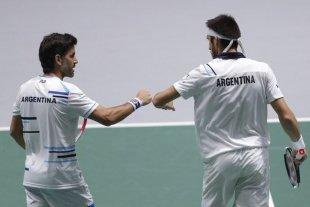 Argentina jugará contra Colombia la clasificación a la próxima Copa Davis 2020