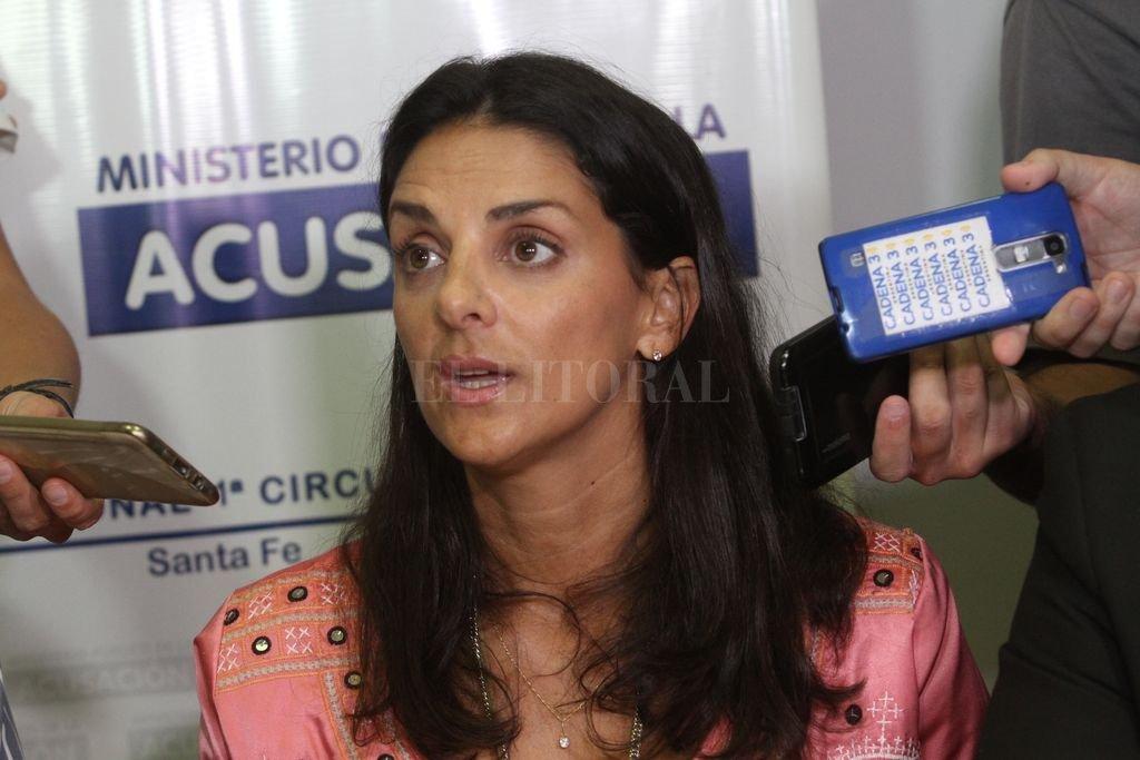 Maria Lucila Nuzzo <strong>Foto:</strong> Mauricio Garín