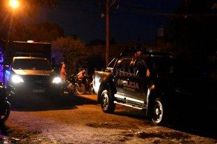 Triple crimen en barrio Scarafía