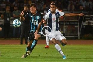 Vibrante empate entre Talleres y Racing en Córdoba