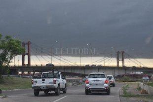 Las fotos de la tormenta en la ciudad de Santa Fe