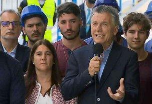 """Macri sostuvo que al finalizar su mandato aportará """"desde una oposición constructiva"""""""